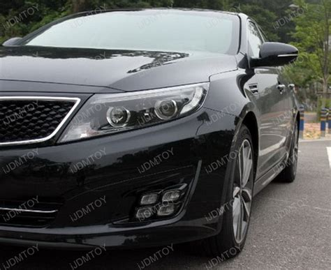 Kia Optima Led Running Lights Kspeed 10w Led Daytime Running Light Ls For 14 15 Kia