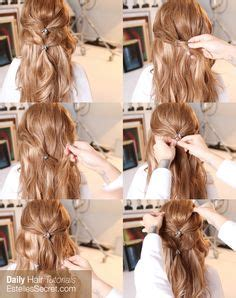updo secret extensions before and after estelles secret hair extensions using the
