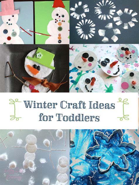 winter craft activities for winter craft ideas for toddlers
