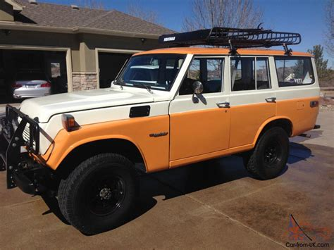 Fj55 Interior by Great Fj55 New Tires Lift Shocks Interior Much To List Runs Strong