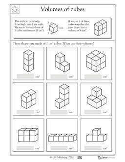 printable volume games our 5 favorite prek math worksheets count cubes and student