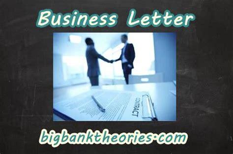 surat perjanjian bisnis dalam bahasa inggris yang formal
