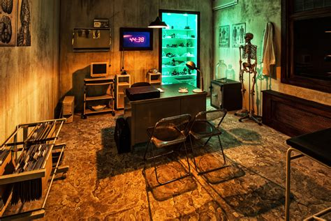 an escape room try an escape room list