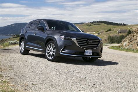 mazda cx 9 mazda cx 9 driving driving new and used car reviews
