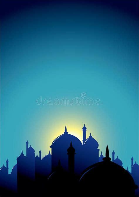 islamic background  beautiful islamic city buildings