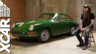 Porsche Green Colors Magnus Walker S 66 Green Porsche 911 Xcar