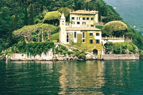 george clooney home in italy celebrity homes george clooney s italian villa home
