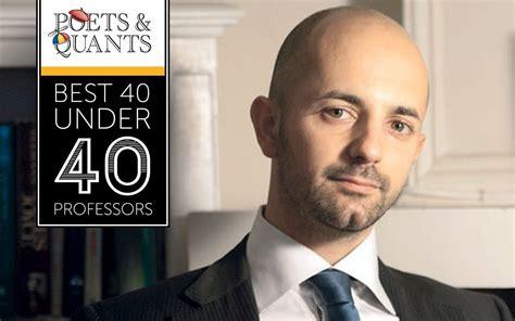 Mba Cass Business School Linkedin by 2018 Best 40 40 Professors Paolo Aversa Cass