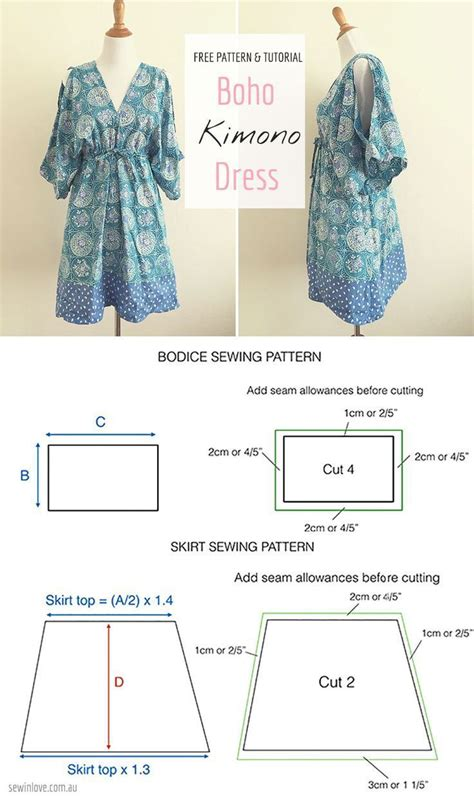 clothes pattern maker free 25 best ideas about kimono pattern free on pinterest