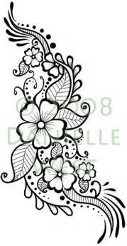 henna design templates pakistan cricket player henna flower designs