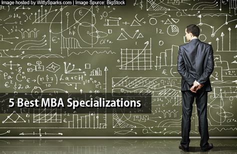 Top Mba Specializations by The 5 Best Mba Specializations You Can Choose From