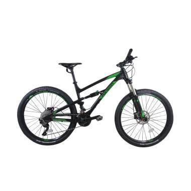Promo Sepeda Lipat Iimo 2 Brown Kasihjaya jual sepeda gunung polygon terbaru kualitas terbaik blibli
