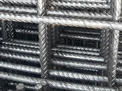 ribbed steel concrete mesh for construction reinforcement
