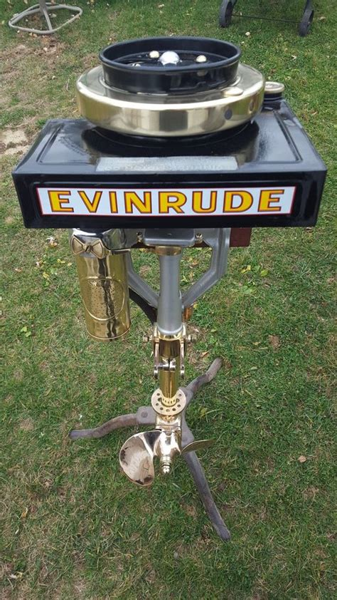 row the boat speech 1917 evinrude row boat motor rbm antique outboard boat