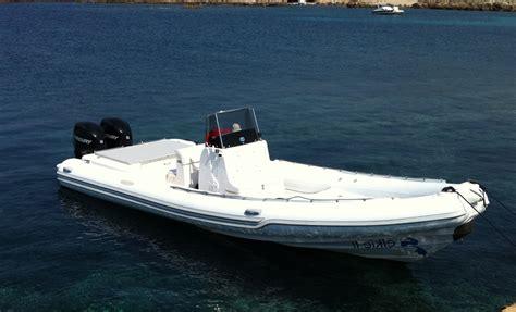 gommoni con cabina boat adventure