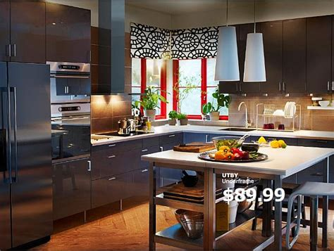 Island Kitchen Ikea by 10 Ikea Kitchen Island Ideas