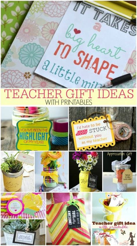 Teachers Day Handmade Gifts - 60 best appreciation week may 4 8 2015 may 5