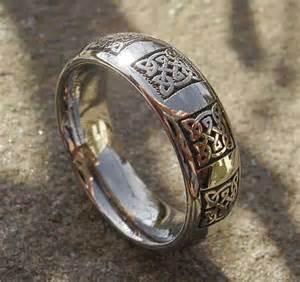 Irish wedding rings on filed in celtic wedding rings for men