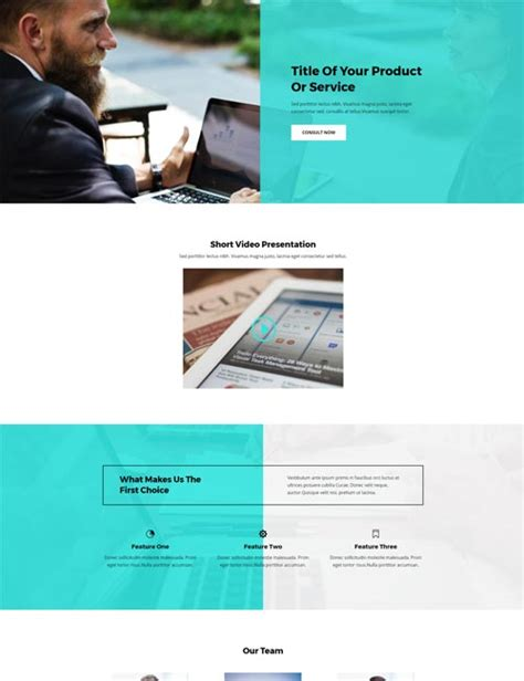 wordpress homepage layout manager consulting wordpress website layout websomo