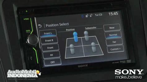 Tv Mobil Merk Sony sony xav 601bt tv mobil sony mirrorlink audio mobil