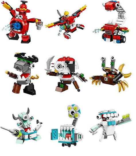 Lego 41580 Mixels Series 9 Myke Mixels new lego mixels series 7 8 and yes 9 officially