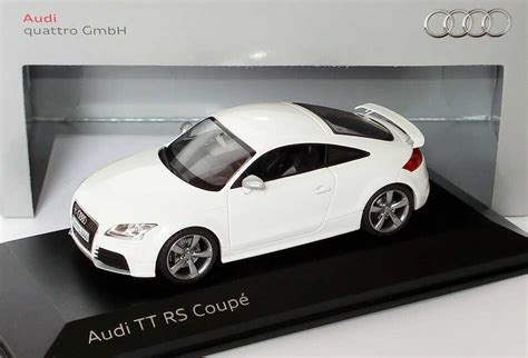 Audi Sq5 Modellauto by 1 43 Audi Tt Rs Coup 233 Ibisweiss Werbemodell Schuco 5010910413