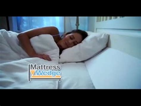 as seen on tv mattress wedge commercial as seen on tv