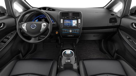nissan leaf 2017 interior 2017 nissan leaf colours photos nissan canada