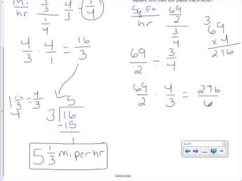 Complex Fractions Worksheet 7th Grade by 7th Grade 1 2 Complex Fractions And Unit Rates