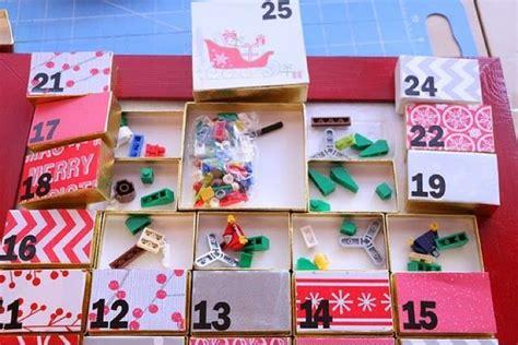 how to make a lego advent calendar 25 best ideas about lego advent calendar on