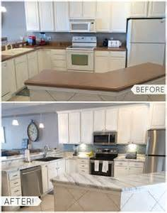 white diamonds countertops and countertop makeover on