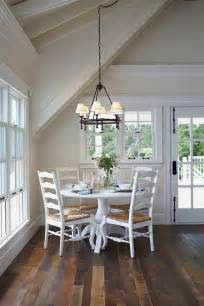 Lake cottage decor dark floors with white walls this would lighten