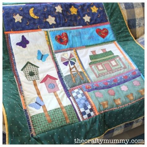 A Quilt Of A Country by Country Quilt The Crafty Mummy