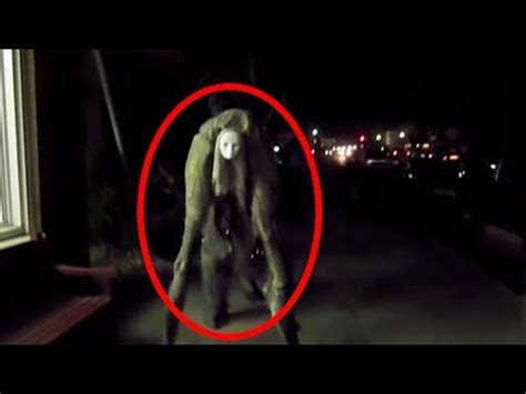 5 mysterious creatures caught on camera & spotted in real