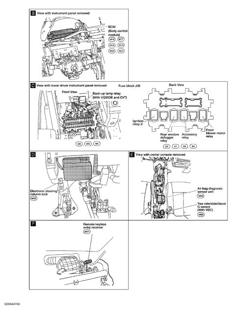 2005 nissan altima ac wiring diagram 2004 lincoln town car