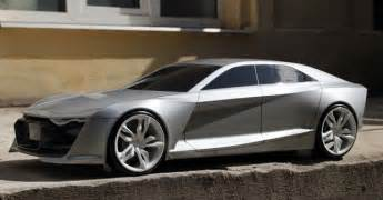 audi r9 a design study for a high performance sports saloon