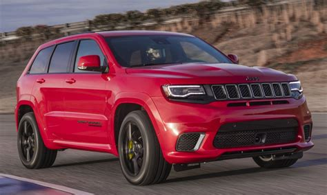 trackhawk price 2018 jeep grand trackhawk starts at 85 900
