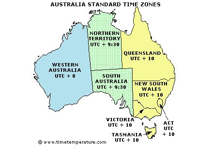 australia at time sydney new south wales time zone sydney new south