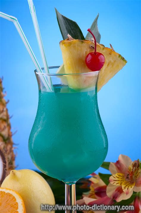 blue hawaiian cocktail oh so chic wedding event planning june 2012