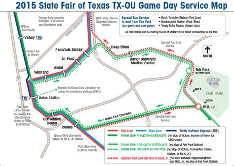 state fair of texas map dart org ride dart to the state fair of texas 174
