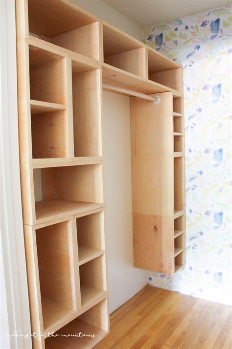 How To Make Closet Organizer by Diy Custom Closet Organizer The Brilliant Box System