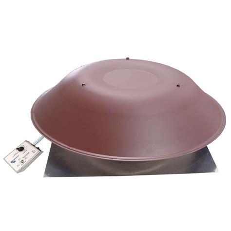 lomanco attic fan thermostat lomanco lomancool 2000 brown power attic vent 2000brth