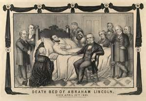 what date did abraham lincoln die civil war the garfield observer