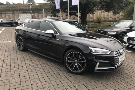 Audi A5 Black by The Gallery For Gt Audi A5 Black Edition