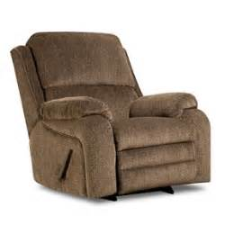 Stratolounger The Big One Nimbus Umber Recliner by Big Lots Recliners Foter