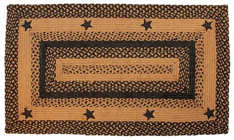 Primitive Country Area Rugs Child Area Rugs Black Area Rugs Primitive Country Country Decor Braids