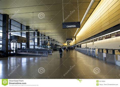 Seattle Sea Tac Airport Interiors Editorial Stock Image Image: 35176004