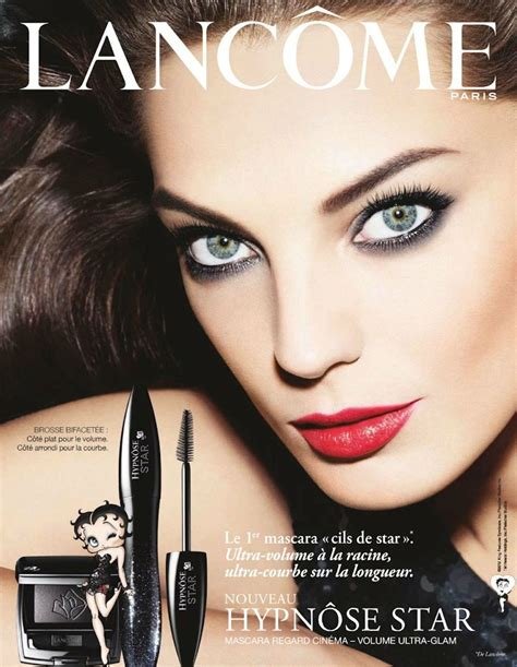 Makeup Lancome the files 2012 lancome advertisements