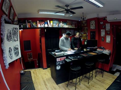 tattoo shop designs shop decorating ideas studio design gallery