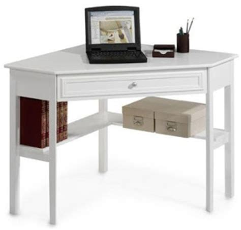 White Corner Desk White Corner Desk With Drawers Small Corner Writing Desk
